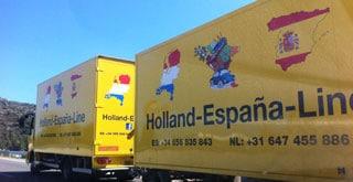 Transport in Spanien