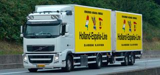 Transport Spanien